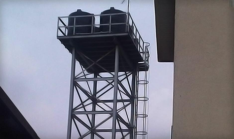 Steel Tower for Storage Tank